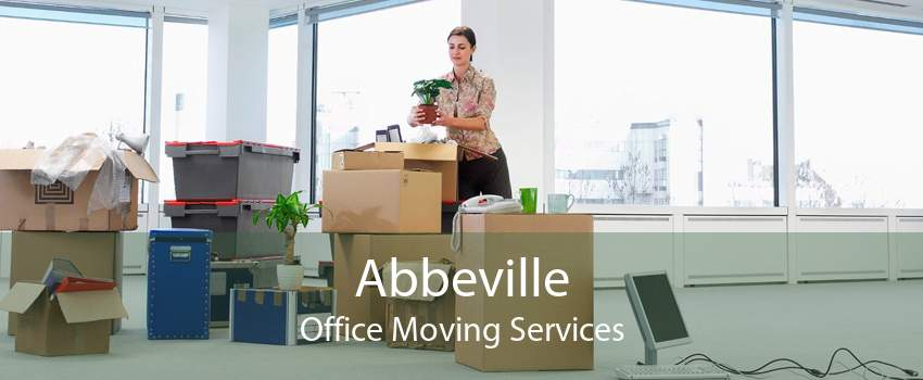Abbeville Office Moving Services
