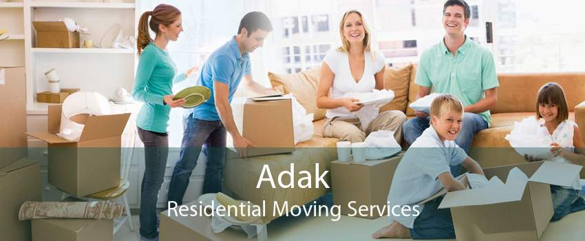 Adak Residential Moving Services