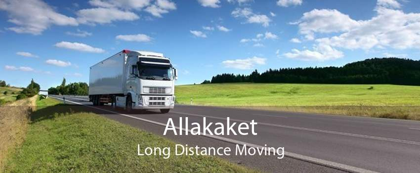 Allakaket Long Distance Moving