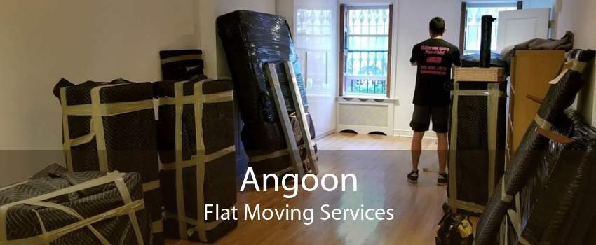 Angoon Flat Moving Services