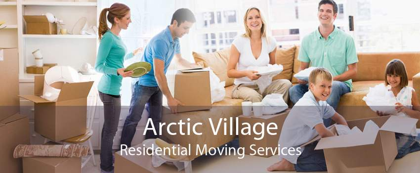Arctic Village Residential Moving Services