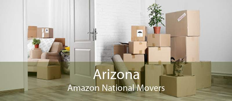 Arizona Amazon National Movers