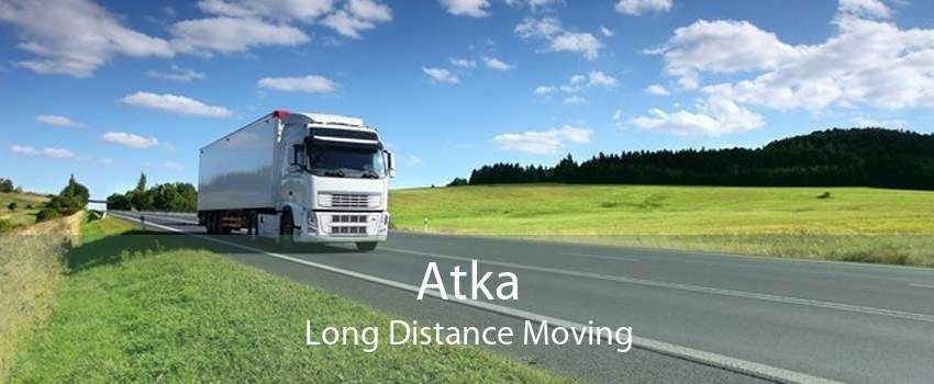 Atka Long Distance Moving