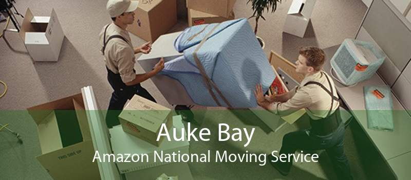 Auke Bay Amazon National Moving Service
