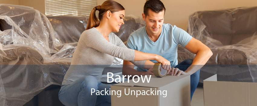Barrow Packing Unpacking