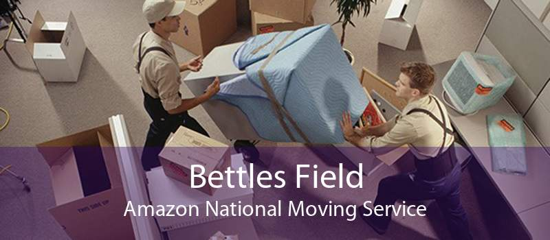 Bettles Field Amazon National Moving Service