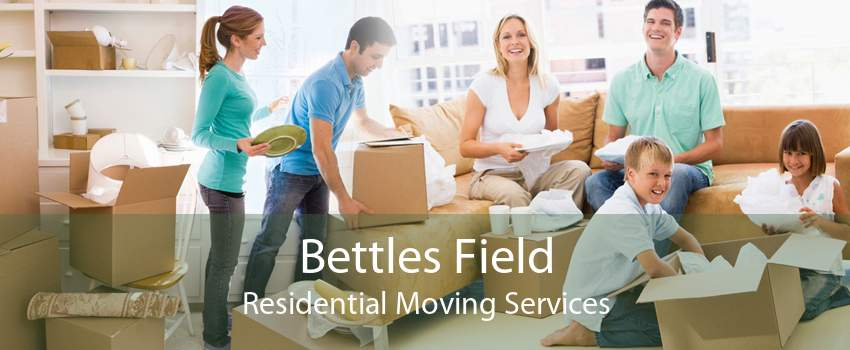Bettles Field Residential Moving Services
