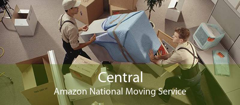 Central Amazon National Moving Service