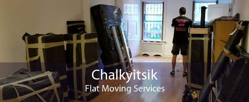 Chalkyitsik Flat Moving Services