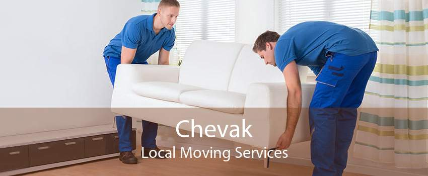 Chevak Local Moving Services