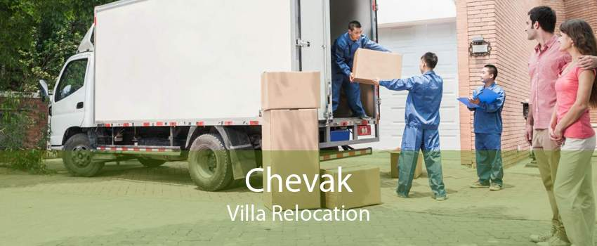 Chevak Villa Relocation
