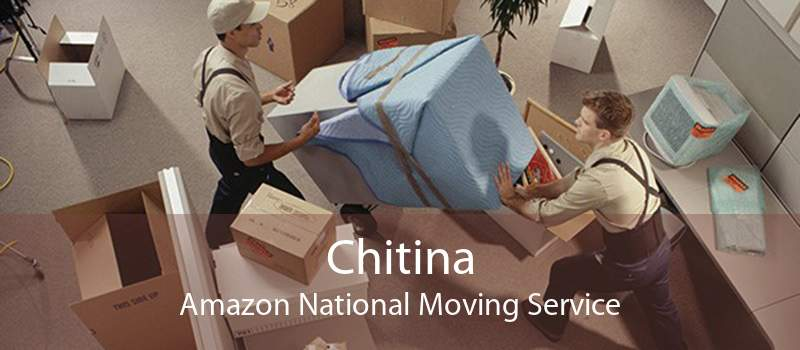 Chitina Amazon National Moving Service
