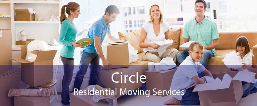 Circle Residential Moving Services