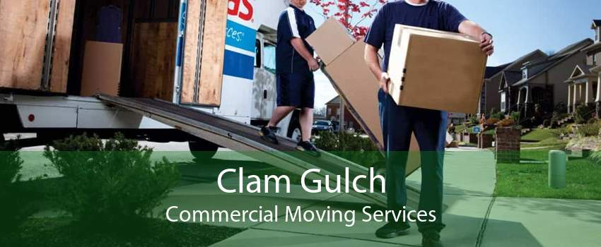 Clam Gulch Commercial Moving Services