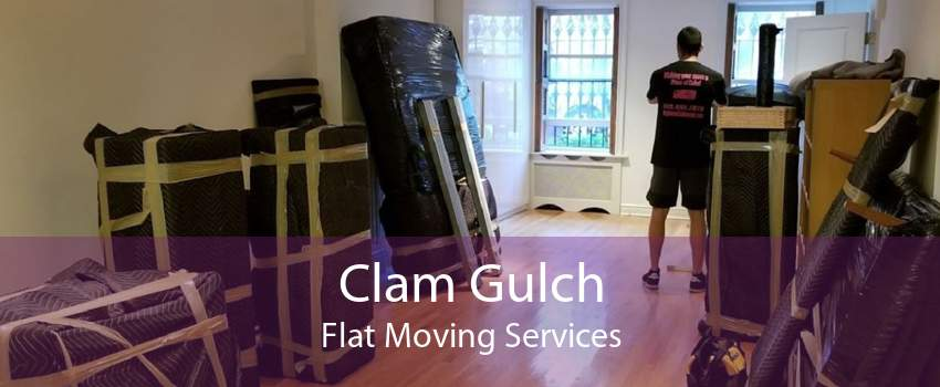 Clam Gulch Flat Moving Services