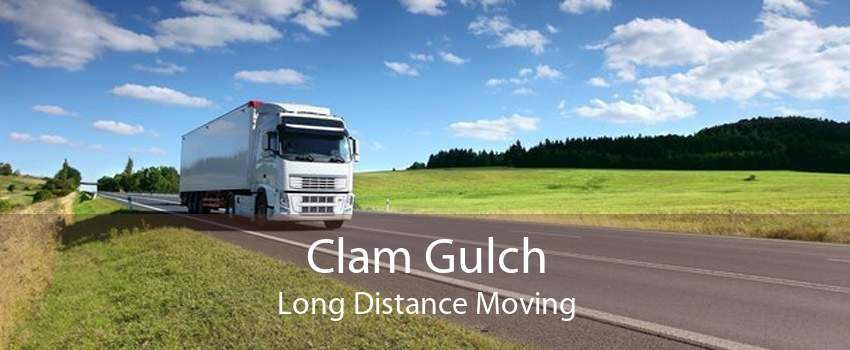 Clam Gulch Long Distance Moving