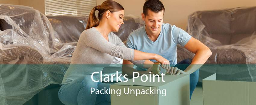 Clarks Point Packing Unpacking