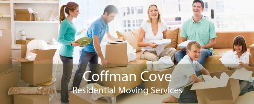 Coffman Cove Residential Moving Services