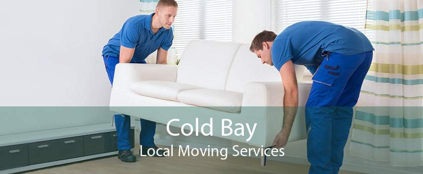 Cold Bay Local Moving Services