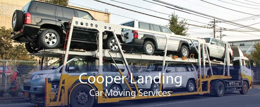 Cooper Landing Car Moving Services