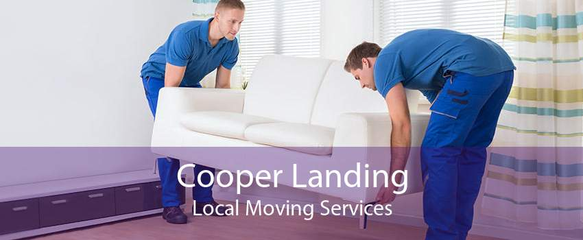 Cooper Landing Local Moving Services