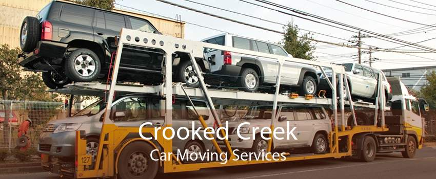 Crooked Creek Car Moving Services