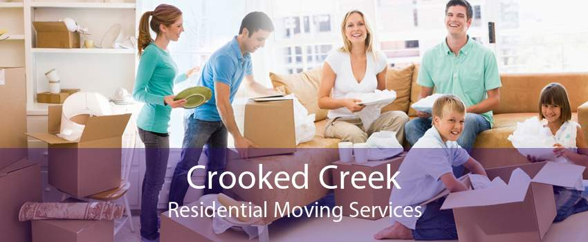 Crooked Creek Residential Moving Services