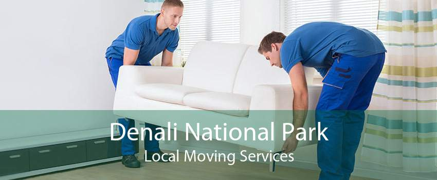 Denali National Park Local Moving Services