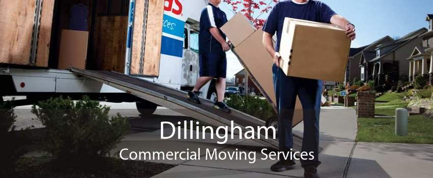 Dillingham Commercial Moving Services