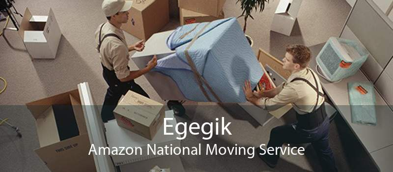 Egegik Amazon National Moving Service