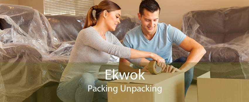 Ekwok Packing Unpacking