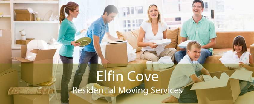 Elfin Cove Residential Moving Services
