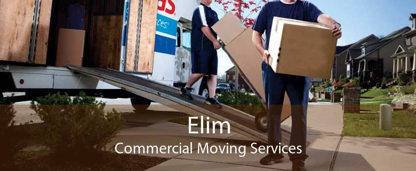 Elim Commercial Moving Services