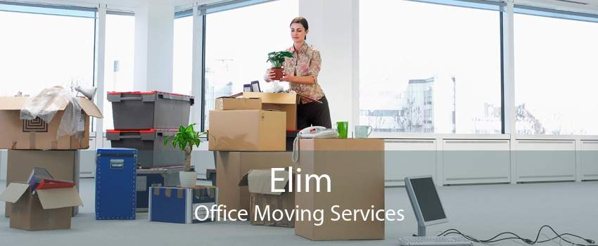 Elim Office Moving Services