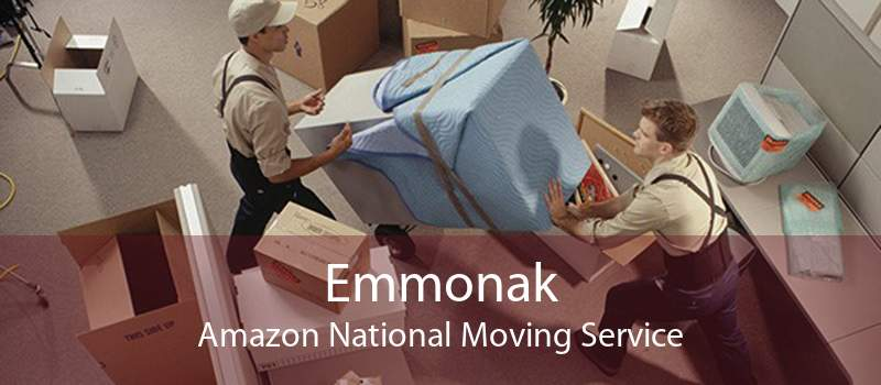 Emmonak Amazon National Moving Service