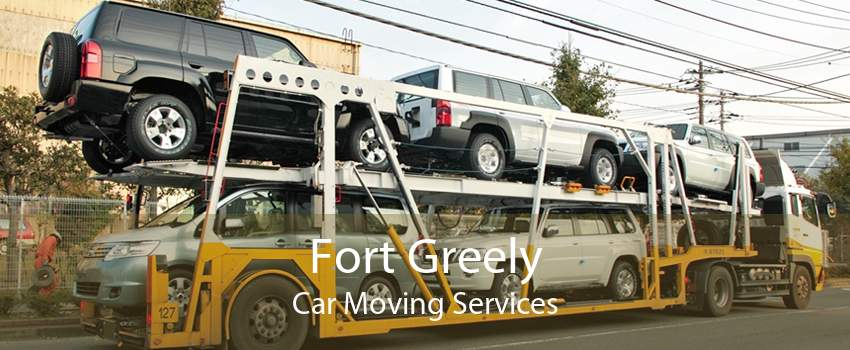 Fort Greely Car Moving Services