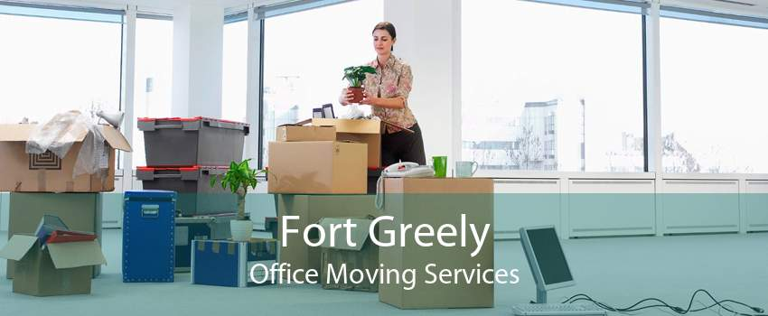 Fort Greely Office Moving Services