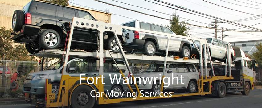 Fort Wainwright Car Moving Services