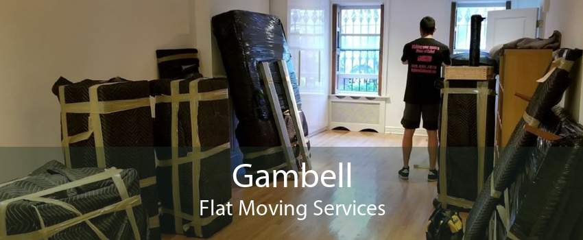 Gambell Flat Moving Services