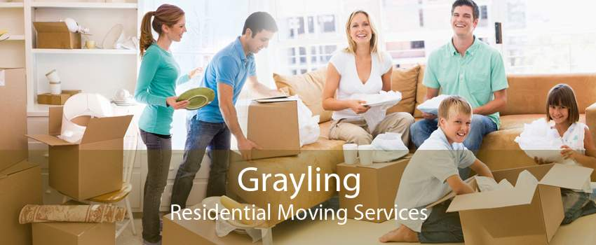 Grayling Residential Moving Services