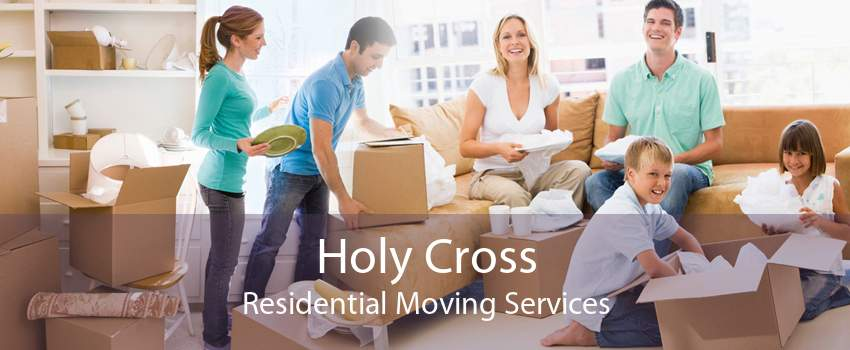 Holy Cross Residential Moving Services