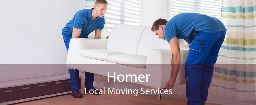 Homer Local Moving Services