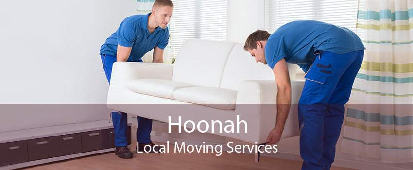 Hoonah Local Moving Services