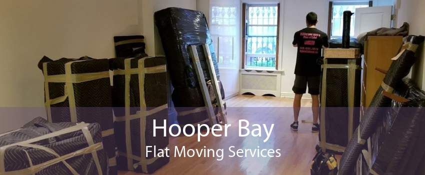 Hooper Bay Flat Moving Services