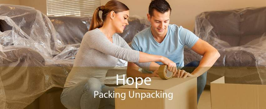 Hope Packing Unpacking