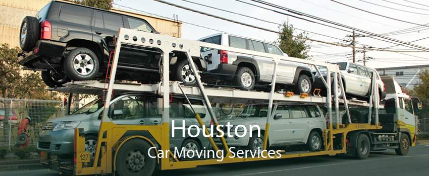 Houston Car Moving Services