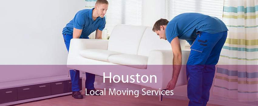 Houston Local Moving Services