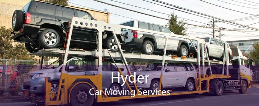 Hyder Car Moving Services