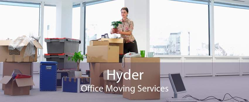 Hyder Office Moving Services