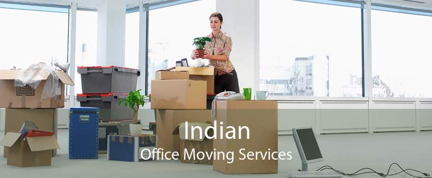 Indian Office Moving Services